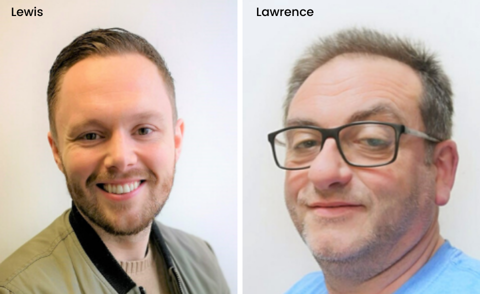 Lewis and Lawrence