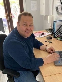 Matt Bullock Deputy Manager New Horizons (NW)