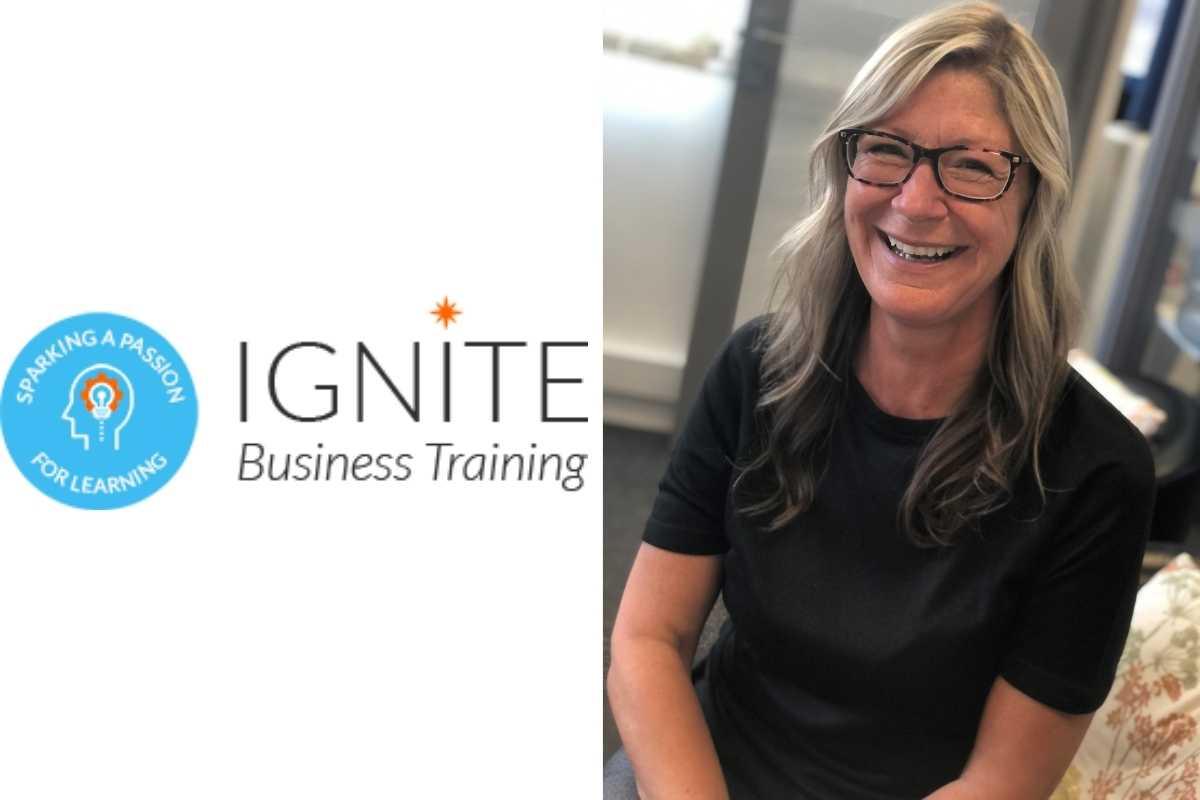 Jo Wilson Ignite Business Training